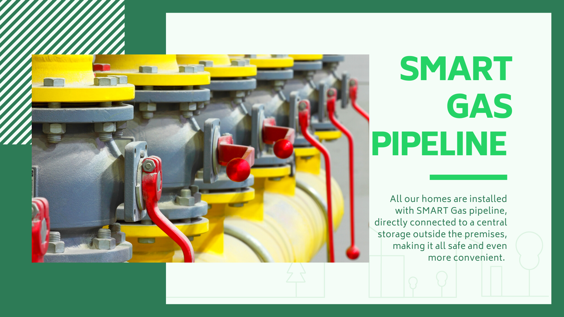 Gas Pipelines System | The Urban Space | First Time in Nepal | Urban Space Nepal