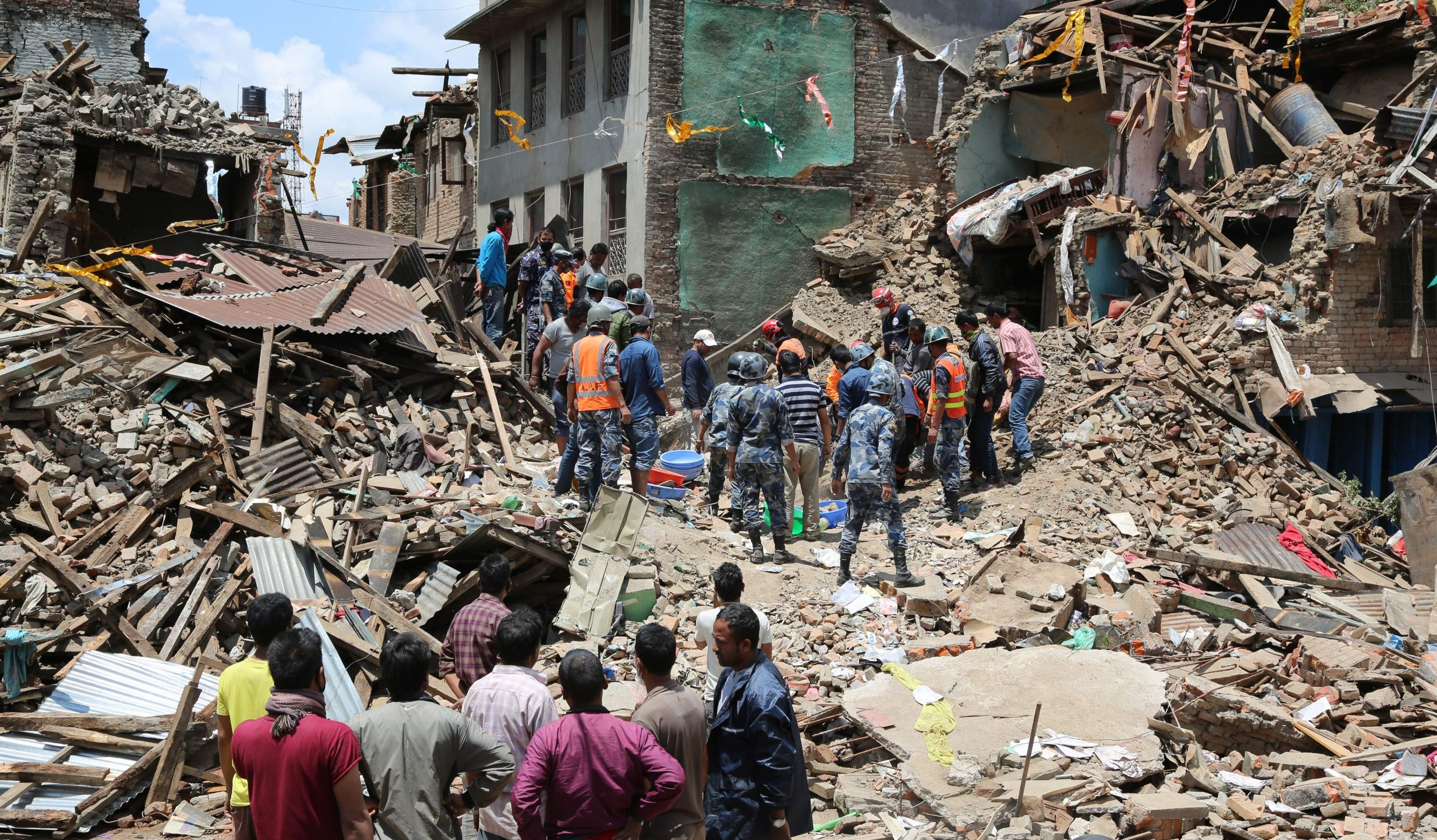 What Can We Learn From Nepal Earthquake 2015?