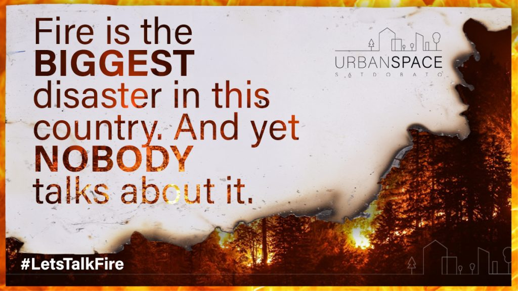 Fire in Nepal | The Urban Space