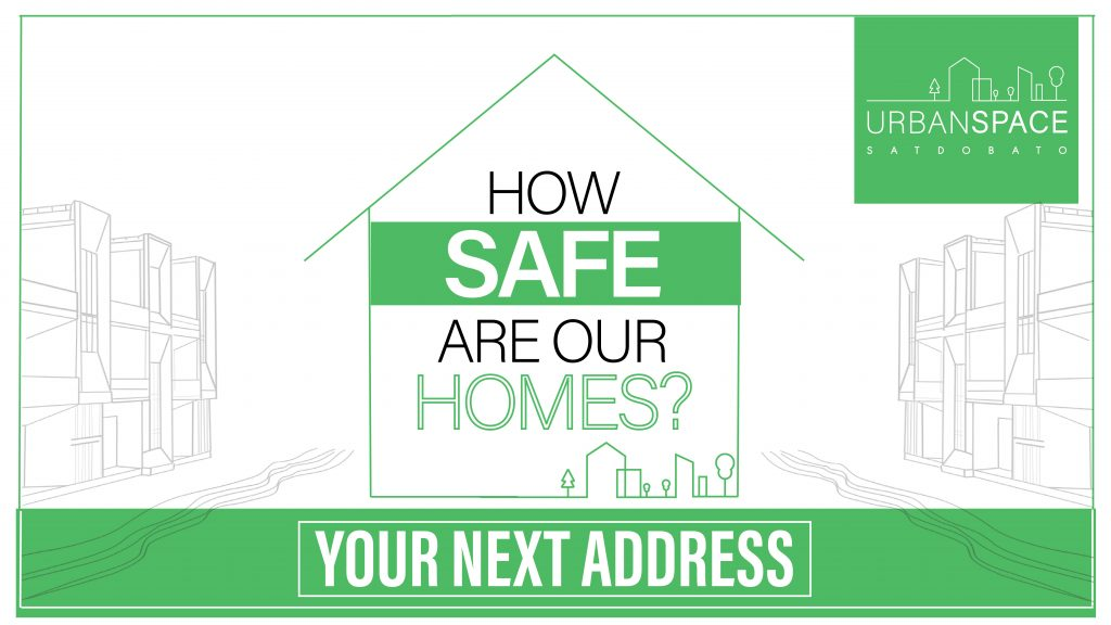 Home Safety Measures at The Urban Space